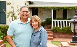 A happy couple who benefited from home buying tips in Boulder, CO